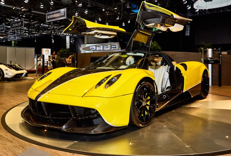 Top 10 Most Expensive Cars in the World | startrescue.co.uk