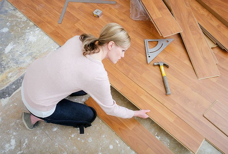 How To Lay Laminate Flooring Startrescue Co Uk